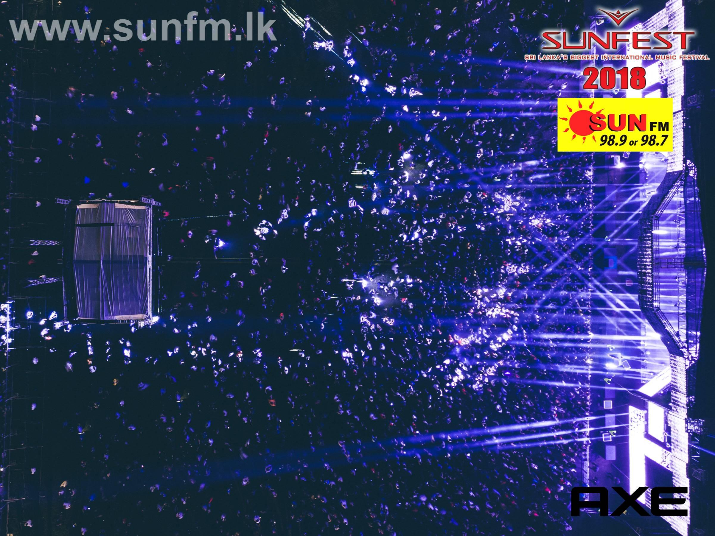 Sun FM Official Web Site | English Radio Sri Lanka | English